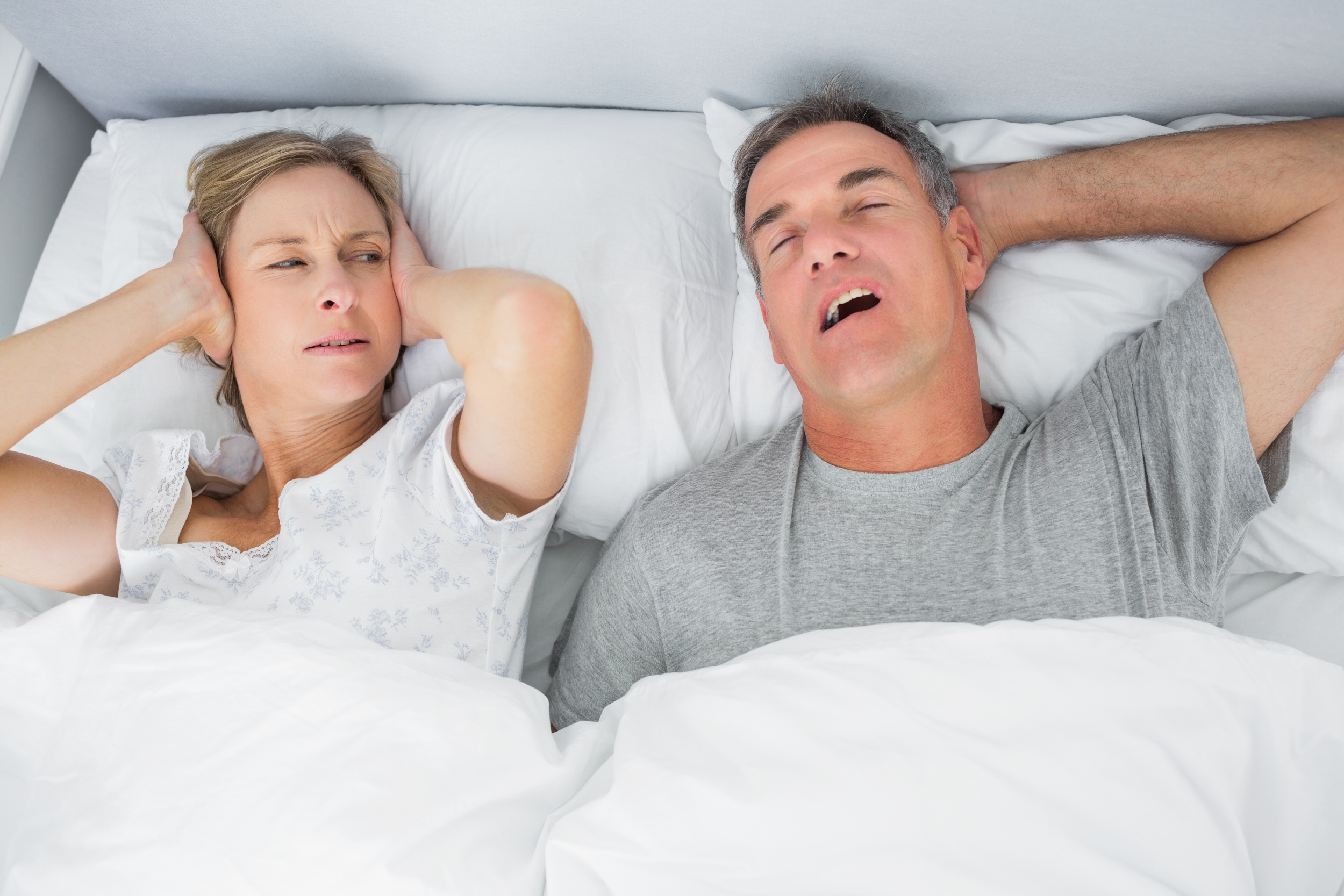 How Jaw Surgery Could Cure Your Partner's Sleep Apnea
