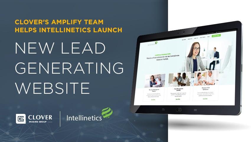intellinetics-website-launch
