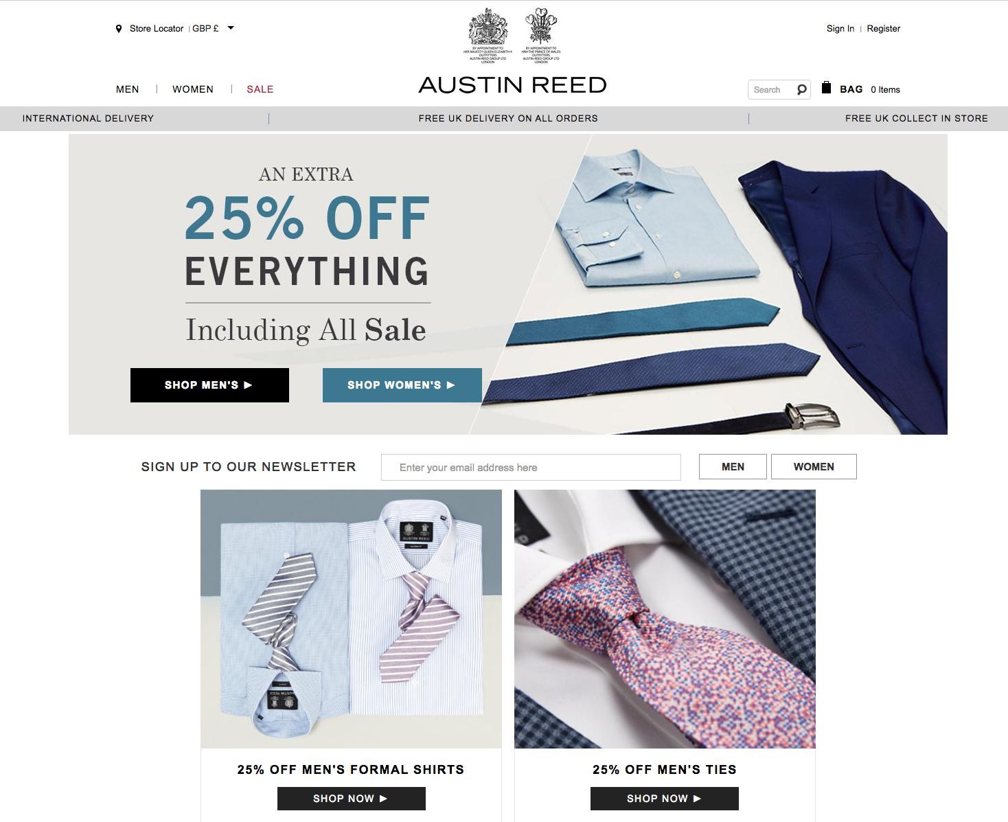 Bhs Austin Reed Retail Failures Are Clicks More Important Than Bricks