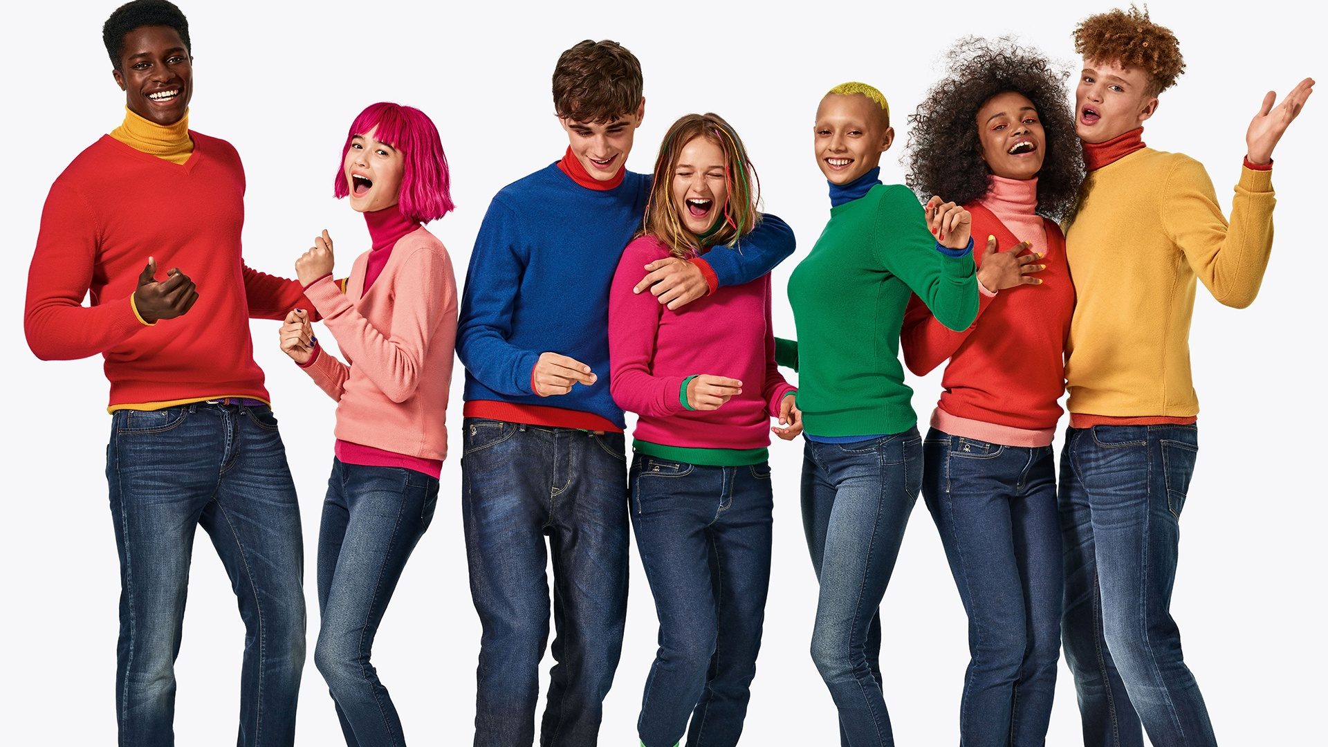 0f66041f5cf United Colors of Benetton Digital Showroom in Focus
