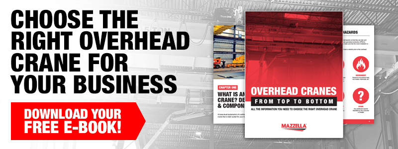 overhead cranes top to bottom e-book