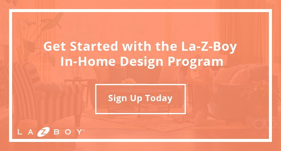 Get Started With The La Z Boy In Home Design Program