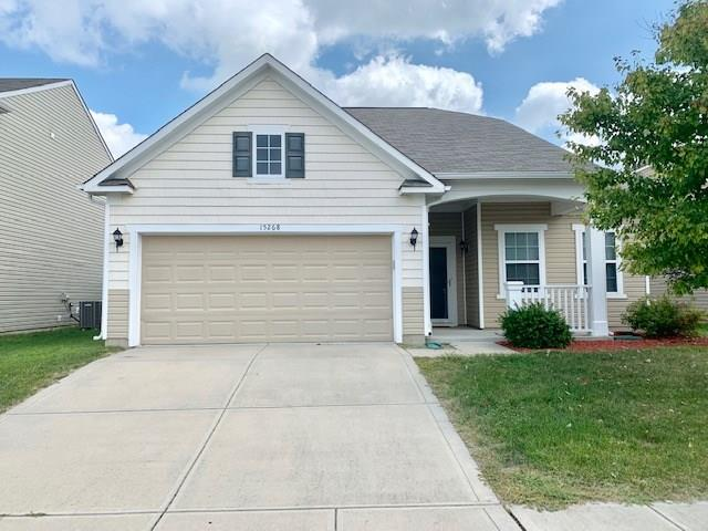 4 bed, 2 bath Noblesville home