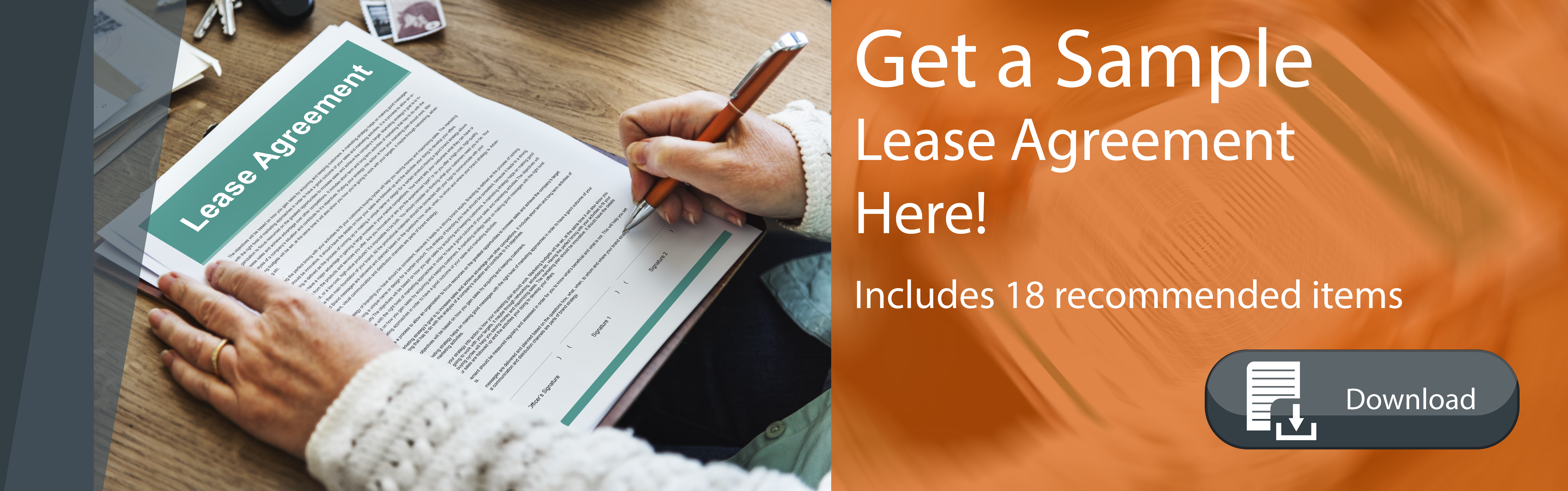 Top 18 Items To Include In A Lease Agreement