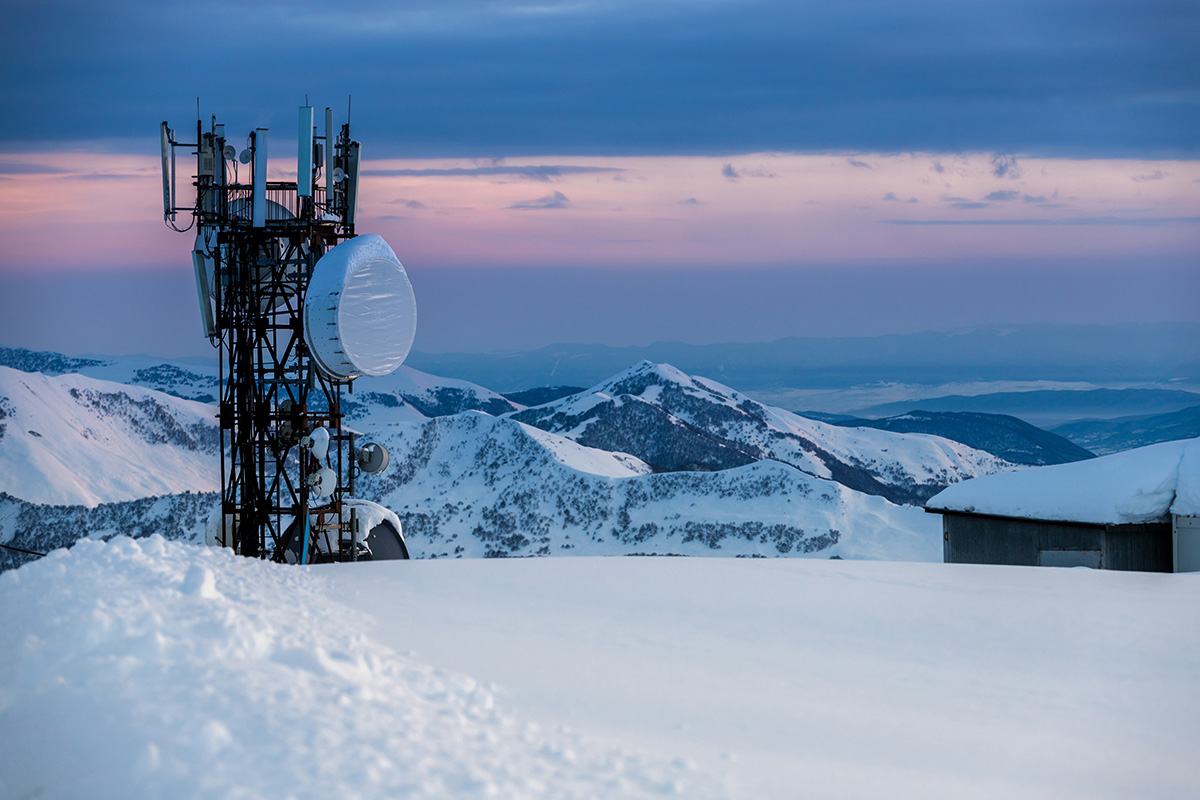 LNB remote monitoring and control: Even better than being there?