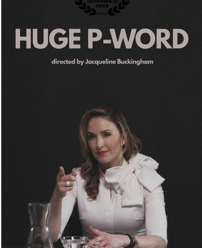HUGE P-WORD