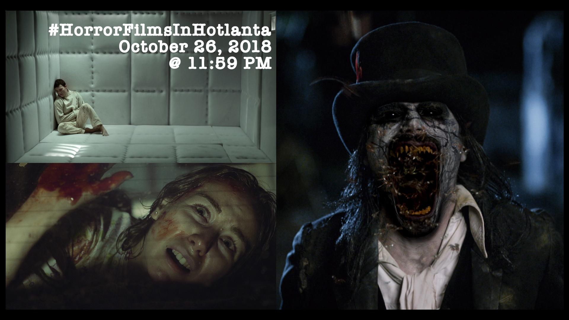 Horror Films in Hotlanta 2018 Facebook Event 2