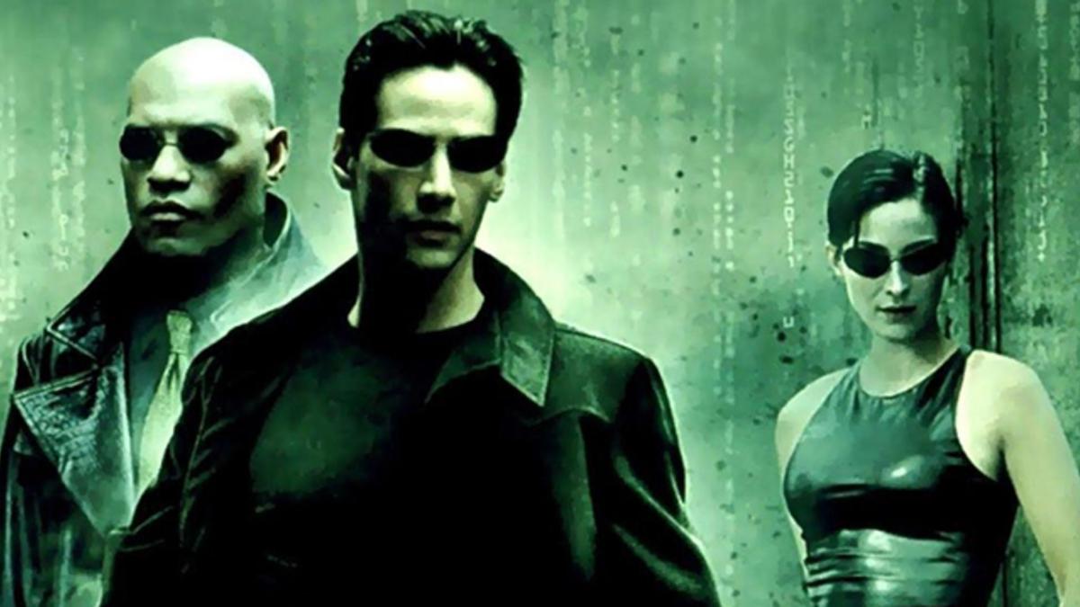 The Matrix-1