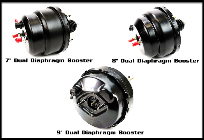 Selecting the Right Booster/Master Cylinder Combo For Your