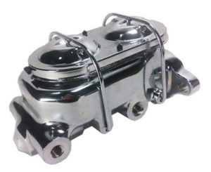 Is a Master Cylinder Change Required in Drum to Disk Conversion?