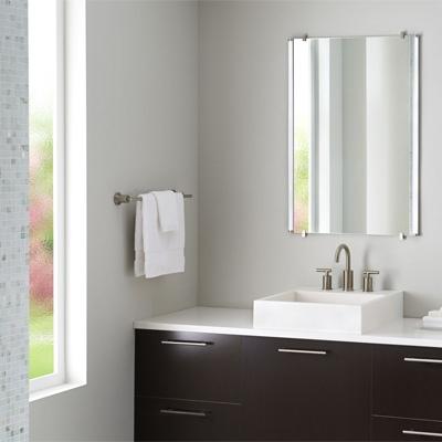 Bathroom lighting tips