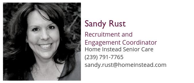 Sandy Rust