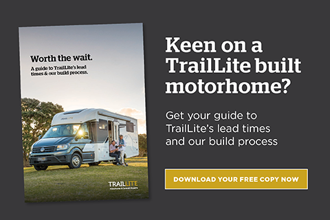 Premium TrailLite Motorhomes built in NZ » TrailLite
