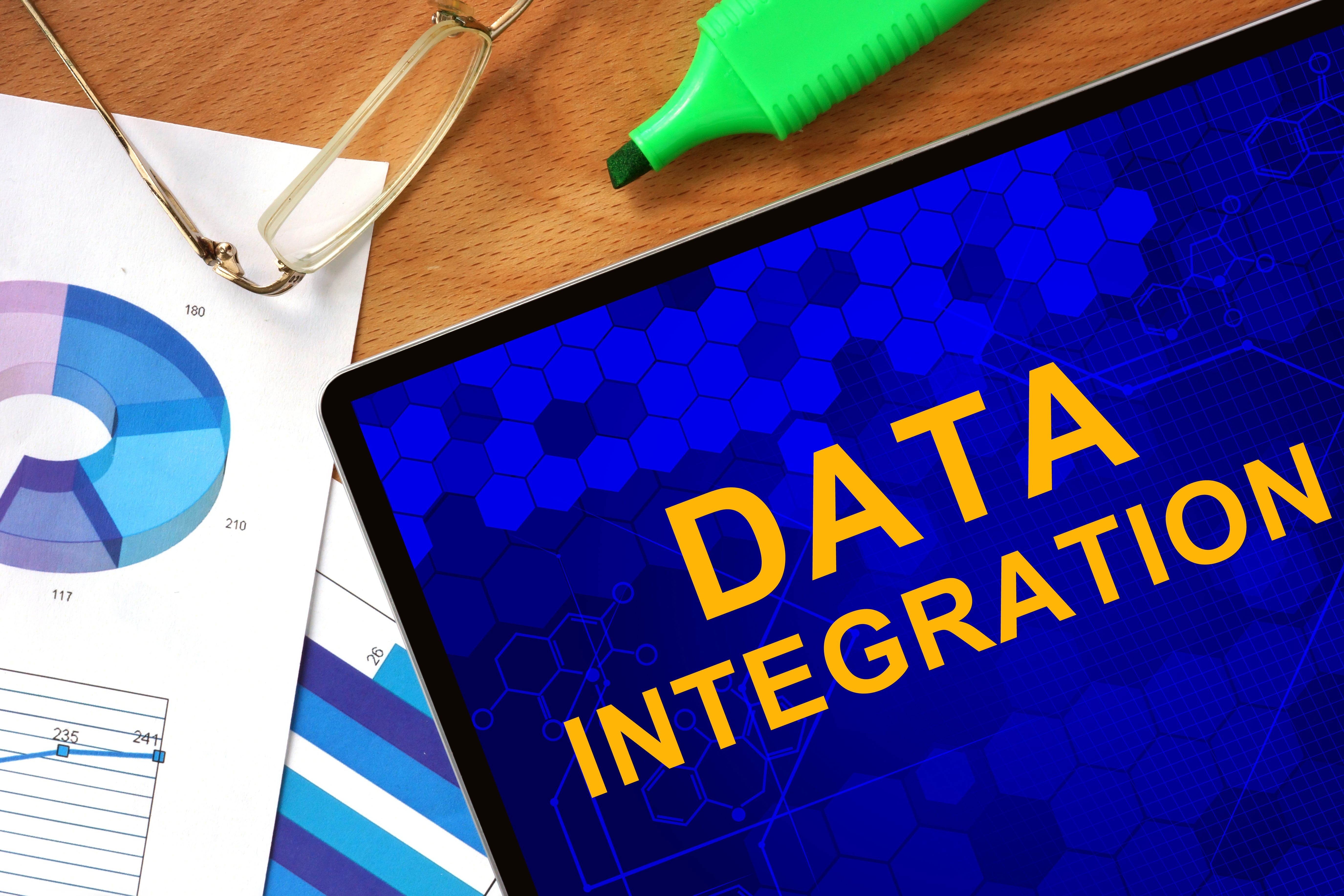 Data Integration fo the Oilfield