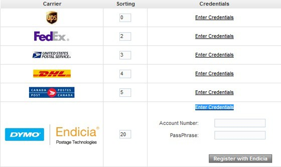 3dcart Partners With Endicia to Simplify Shipping & Logistics