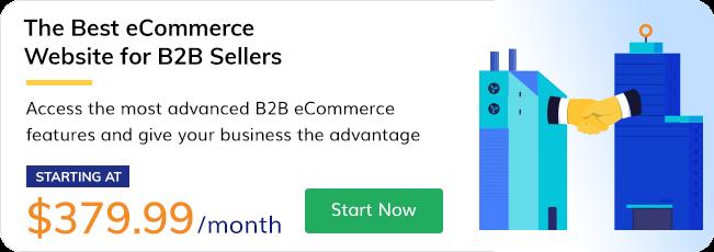 B2B eCommerce Platform | Create a B2B website with 3dcart