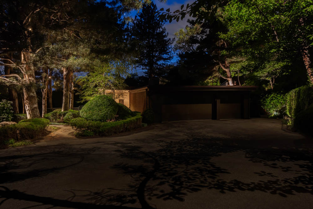 wash lighting salt lake city utah residential landscape lighting