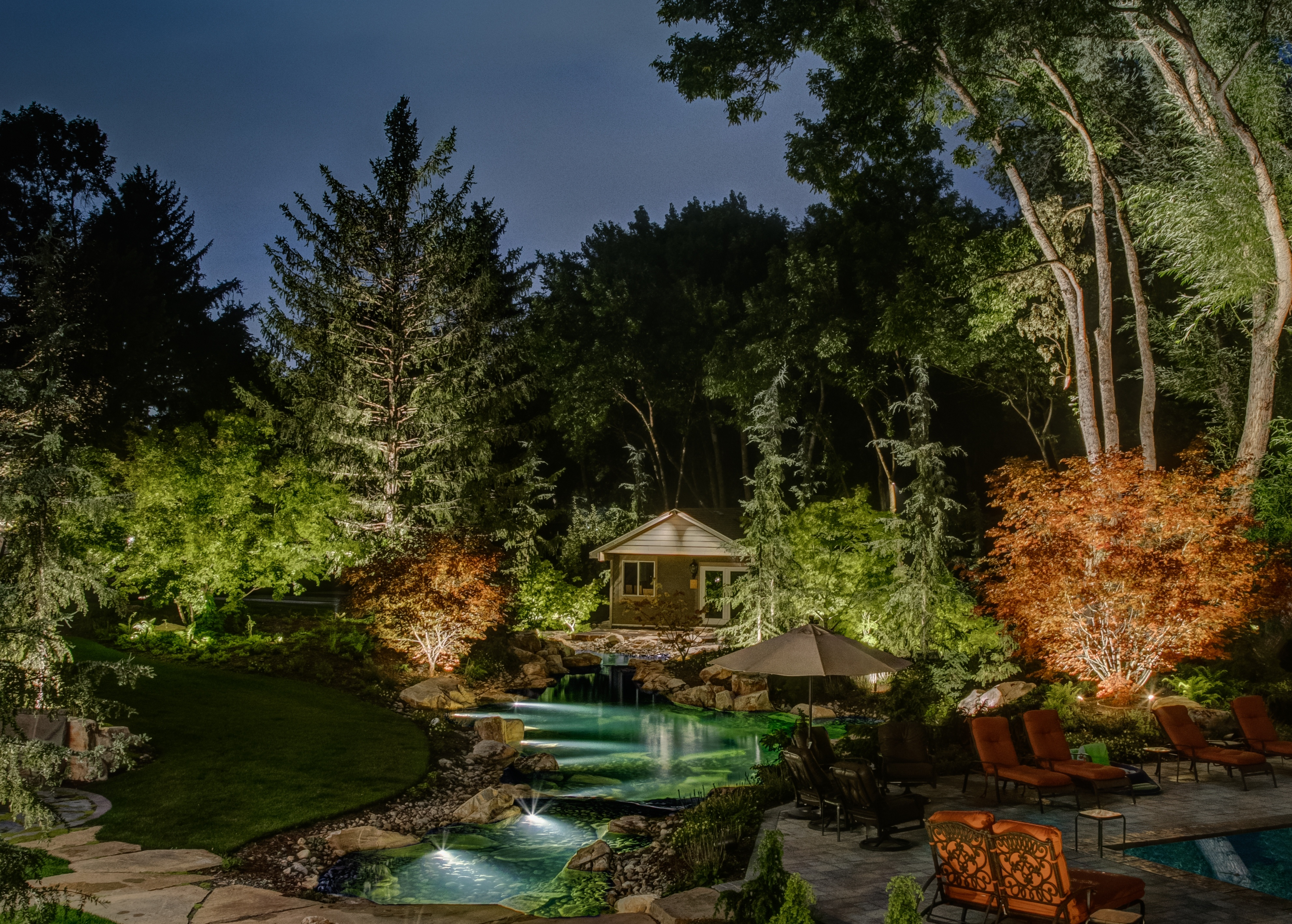 Lighting Ideas For Your Landscape