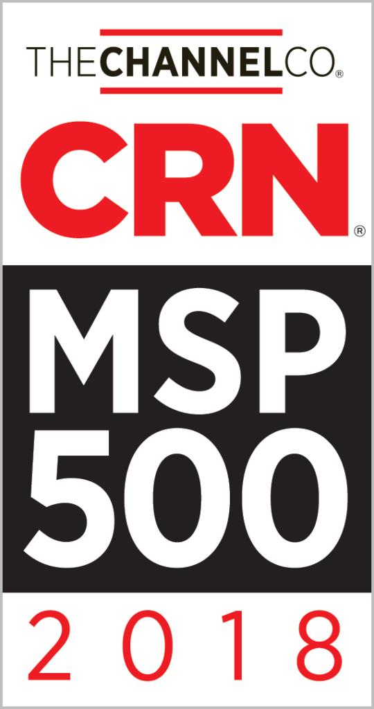 Florida Managed IT Company MSP 500 2018