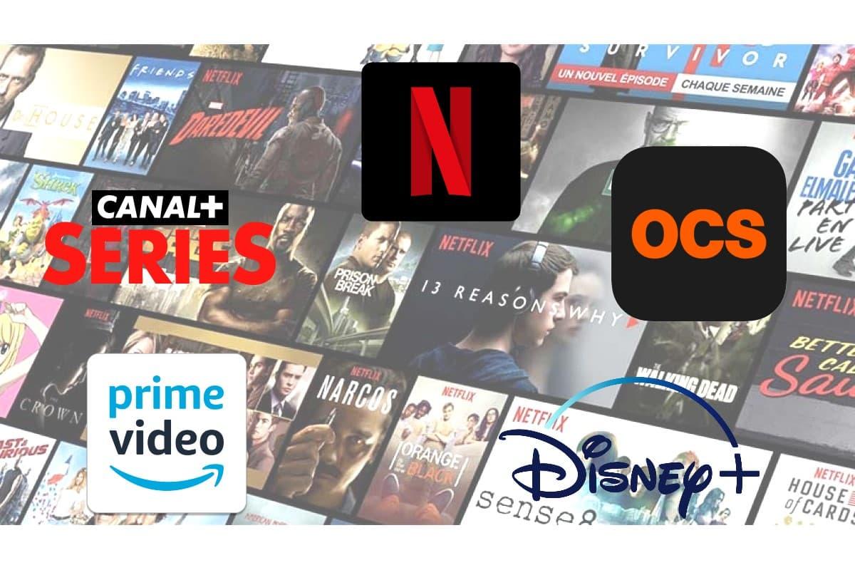 Netflix, Amazon Prime Video, OCS... Participez à notre sondage sur la vidéo en streaming