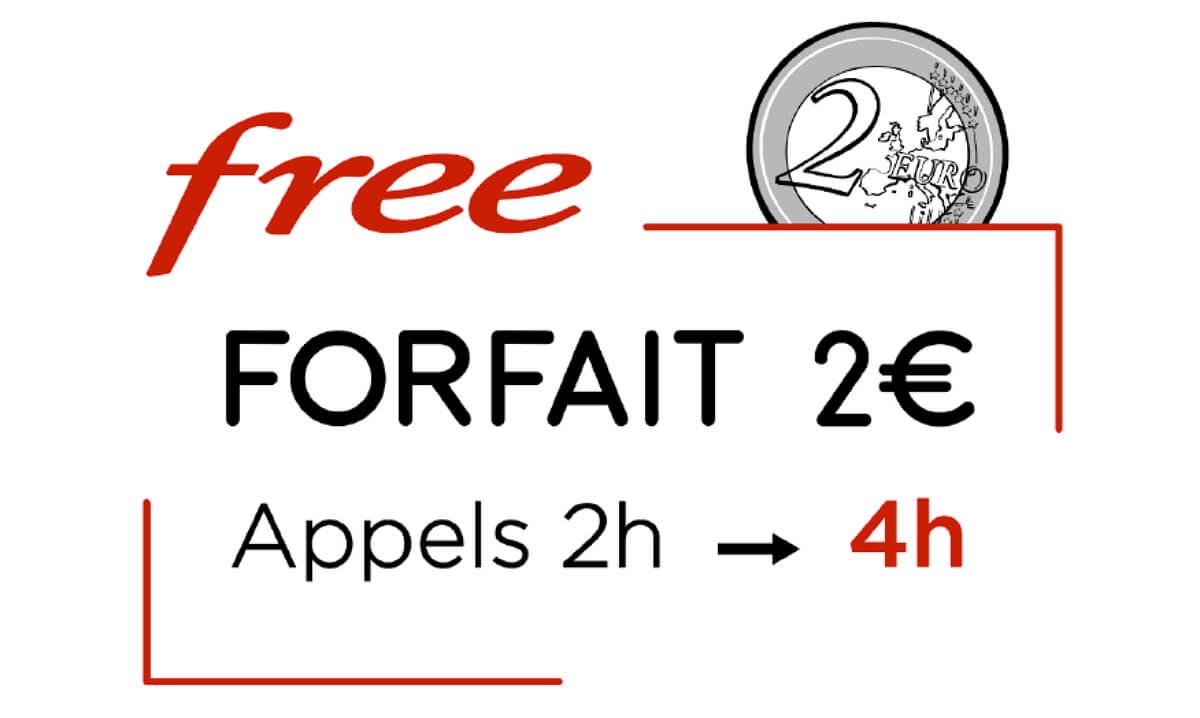 Confinement : Free muscle encore le forfait à 2€ de ses abonnés