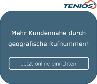 TENIOS Kundennähe durch Geonummer