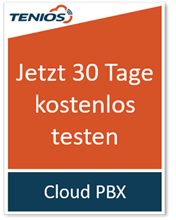Cloud PBX testen