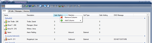 how to add sip trunk mivoice office 250