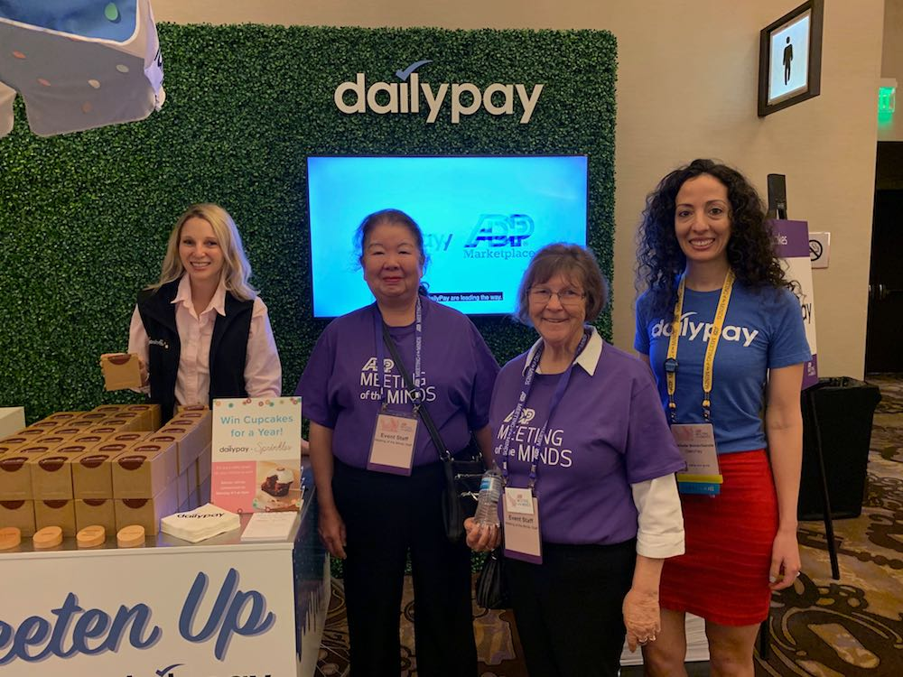 DailyPay Cupcake Cart 1