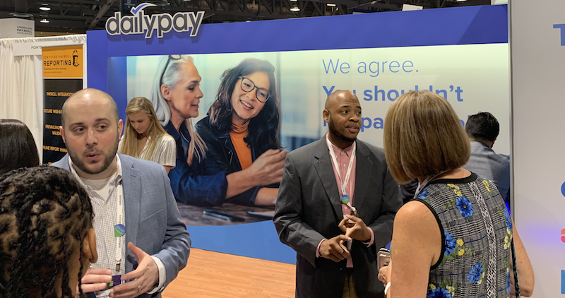 DailyPay recap from the APA Congress 2019