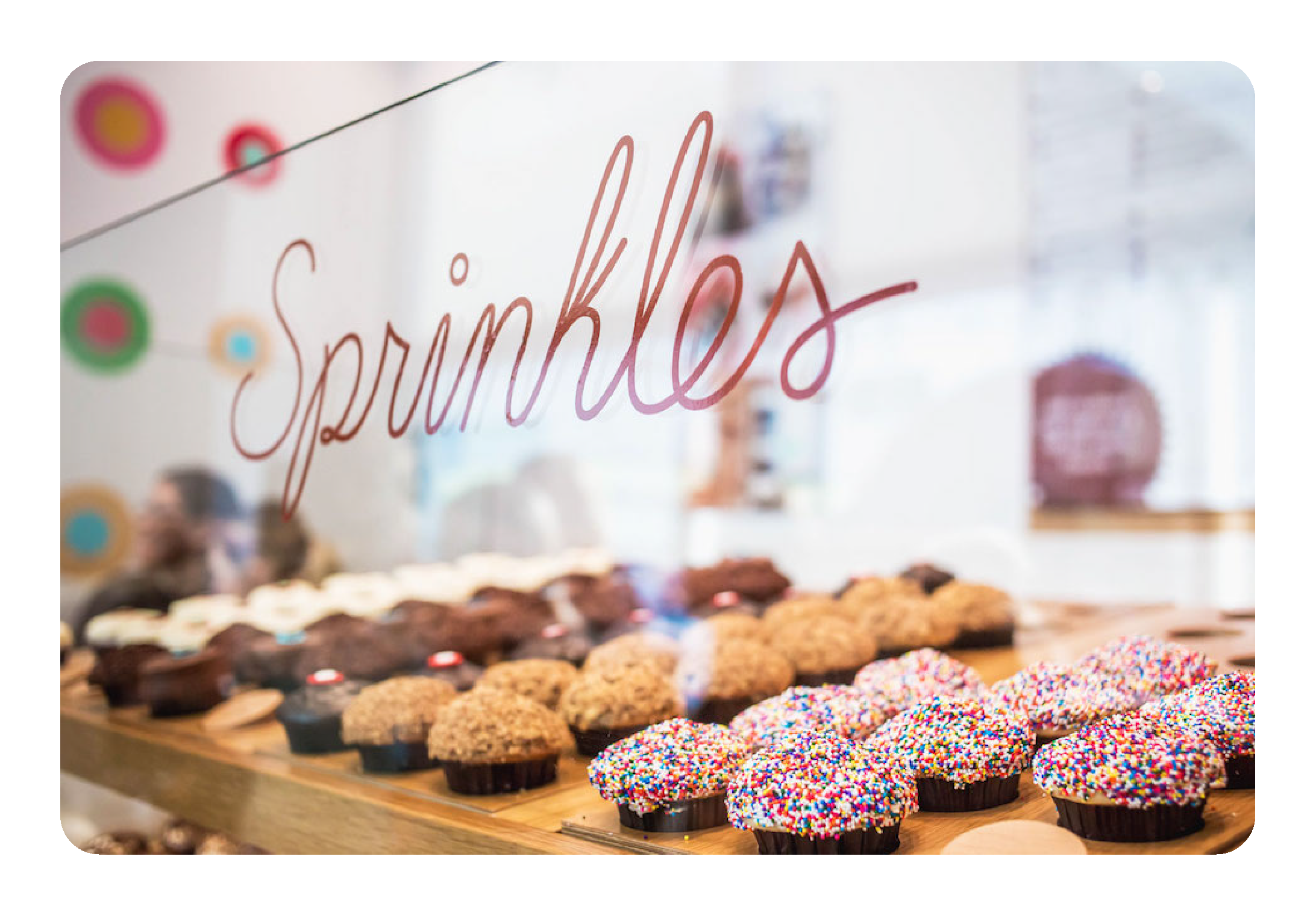 sprinkles rounded edges