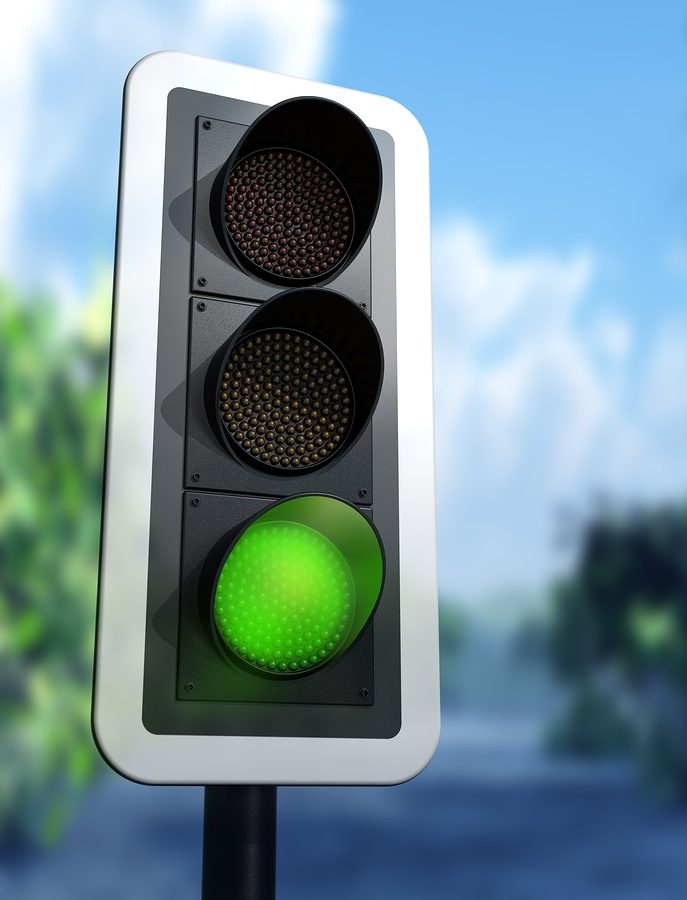 Green Lights A Go Migraine Treatment