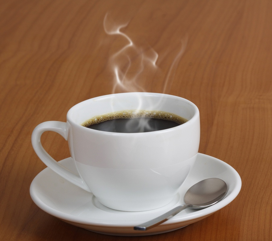 Coffee Gives You Life - Literally