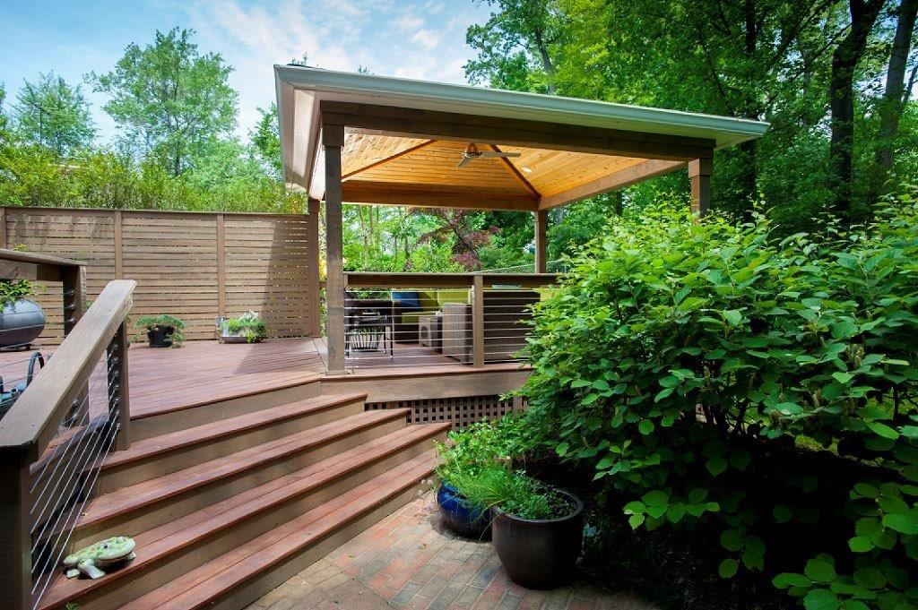 Why do modern decks cost more than traditional deck designs - Decke modern ...