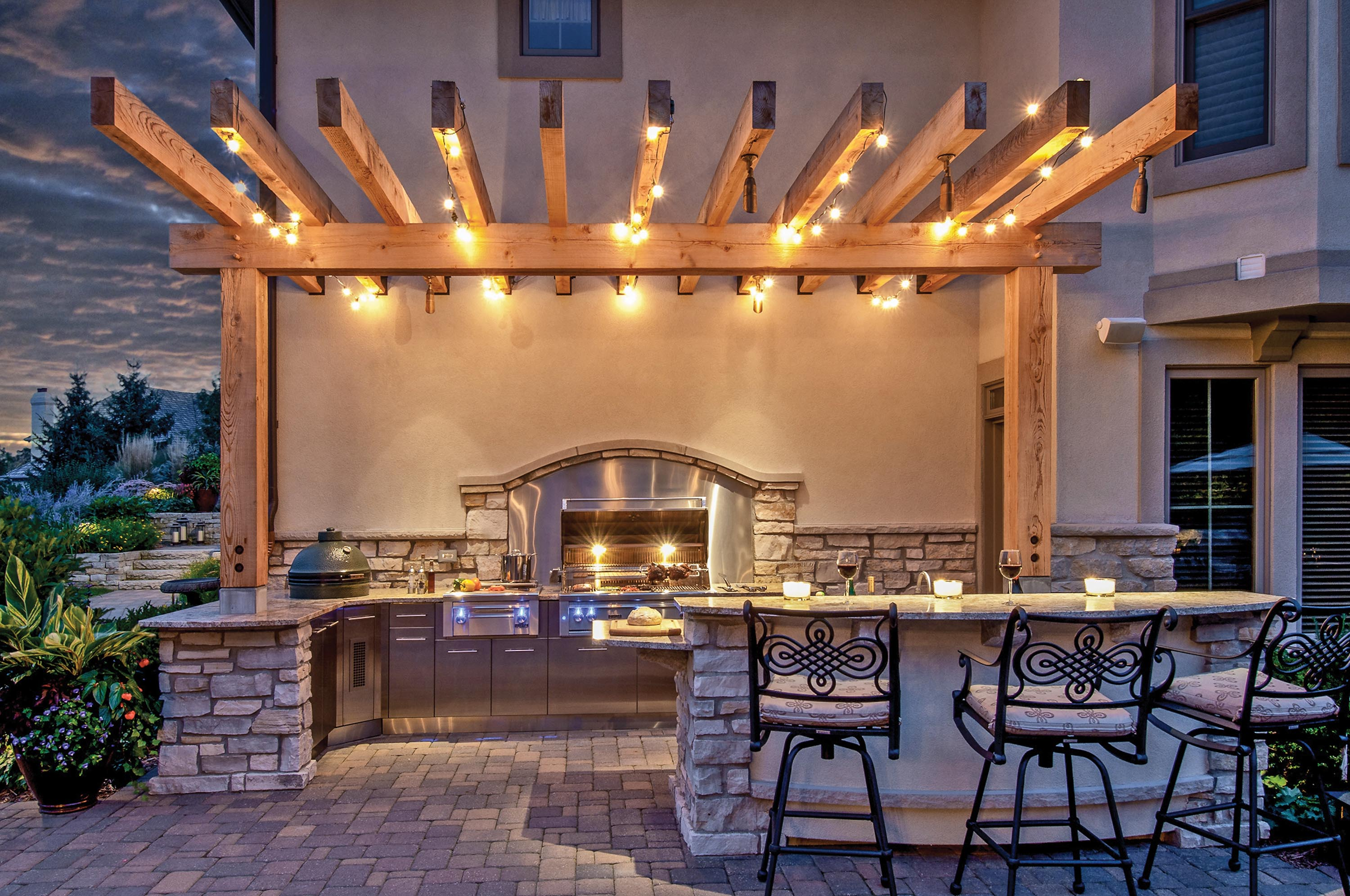 Danver Outdoor Kitchens and Brown Jordan: The Partnership