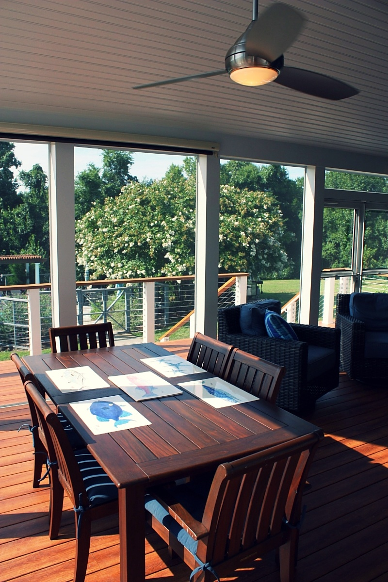 4 Ways To Keep Bugs Out Of Your Screened Porch In Maryland
