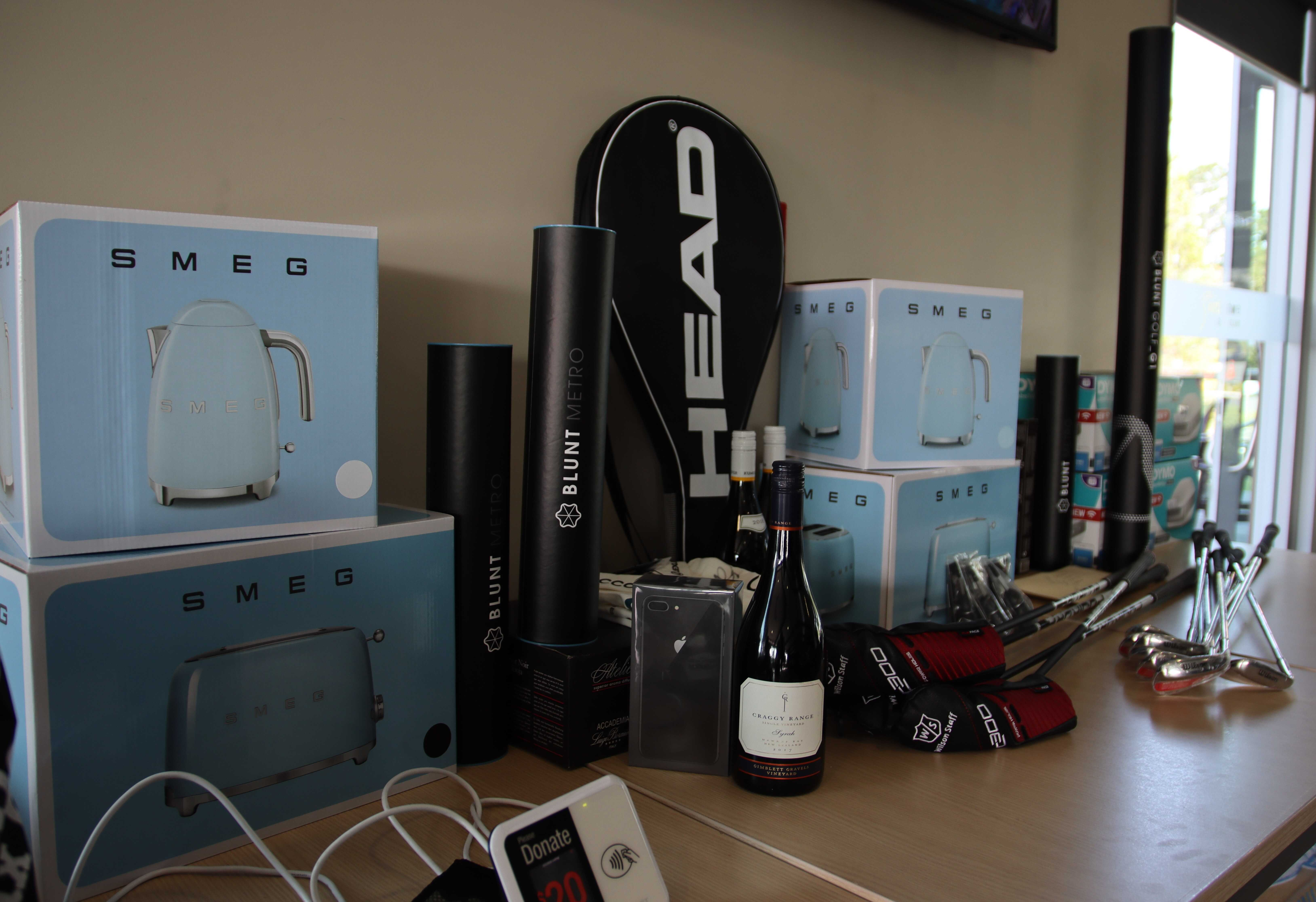 6 - Charity Golf Day Prizes