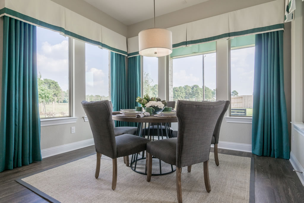M/I Homes At Rosehill Reserve Located In Tomball, TX