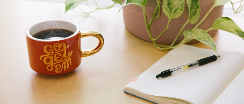 Take 5-Minutes to Maximize Your Day