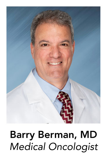 Florida Cancer Specialists Welcomes Barry S  Berman, MD
