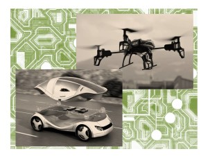 GPU brains for Drones and Cars