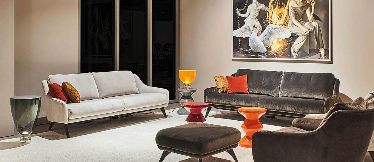 Jab Showroom Bielefeld divine design center introduces jab furniture to its showroom