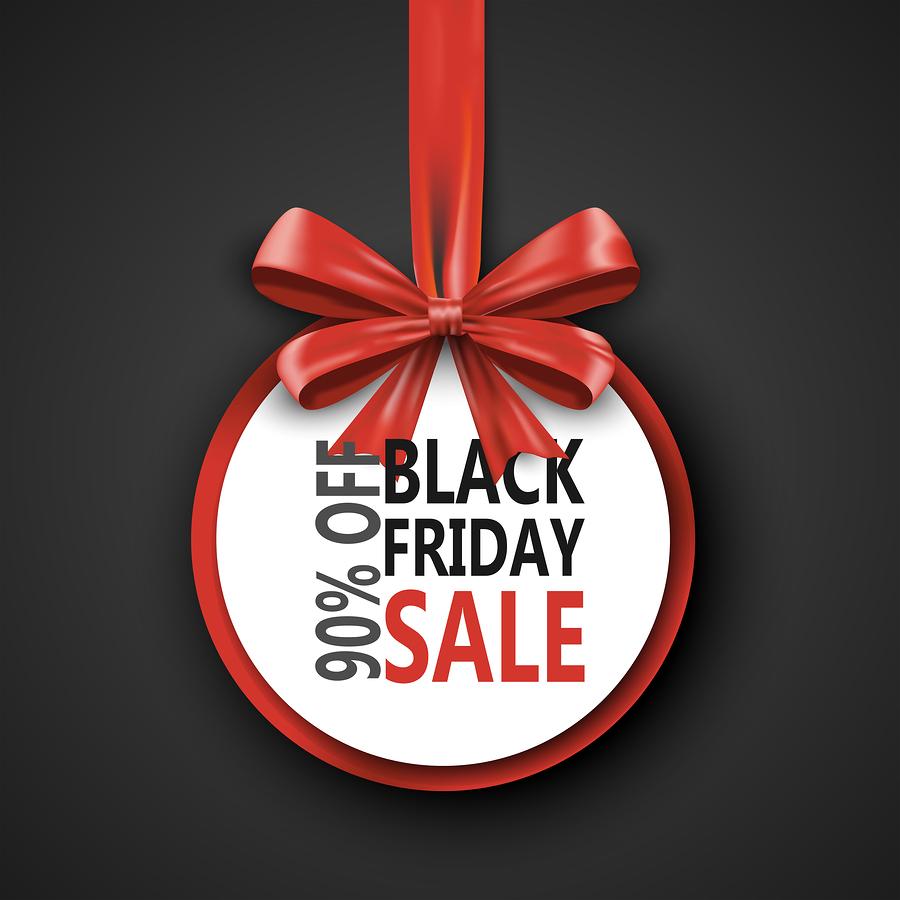 Black Friday sales now