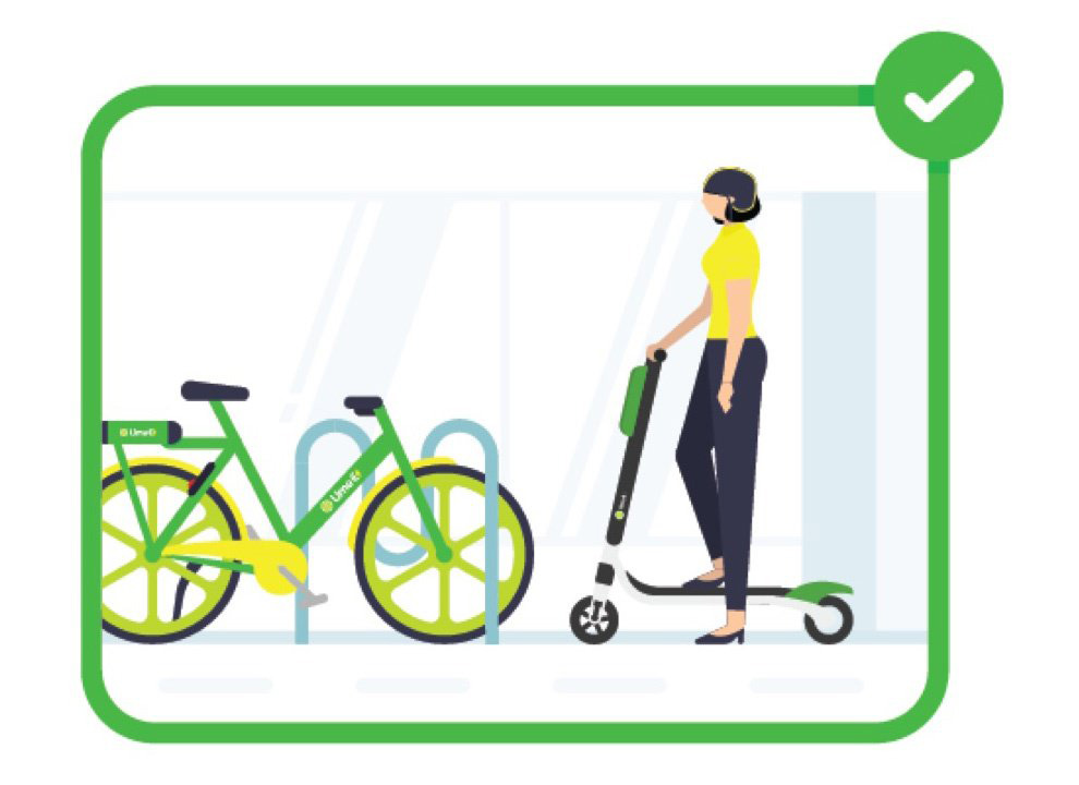 How To Lime Safely | Dock Free Scooter And Bike Safety Information