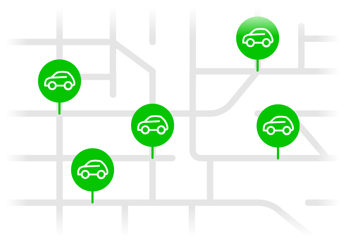 LimePod Car-Sharing