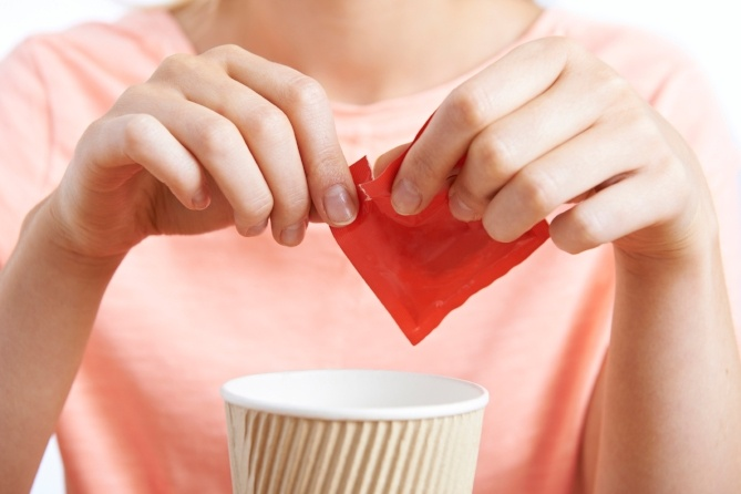 Sugar Substitutes are Associated with Weight Gain - Here's Why.