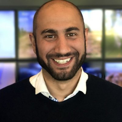 Arash Pendari - CEO Vionlabs
