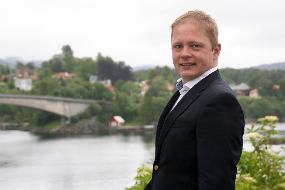 Kristian Bruarøy - CEO Bridj