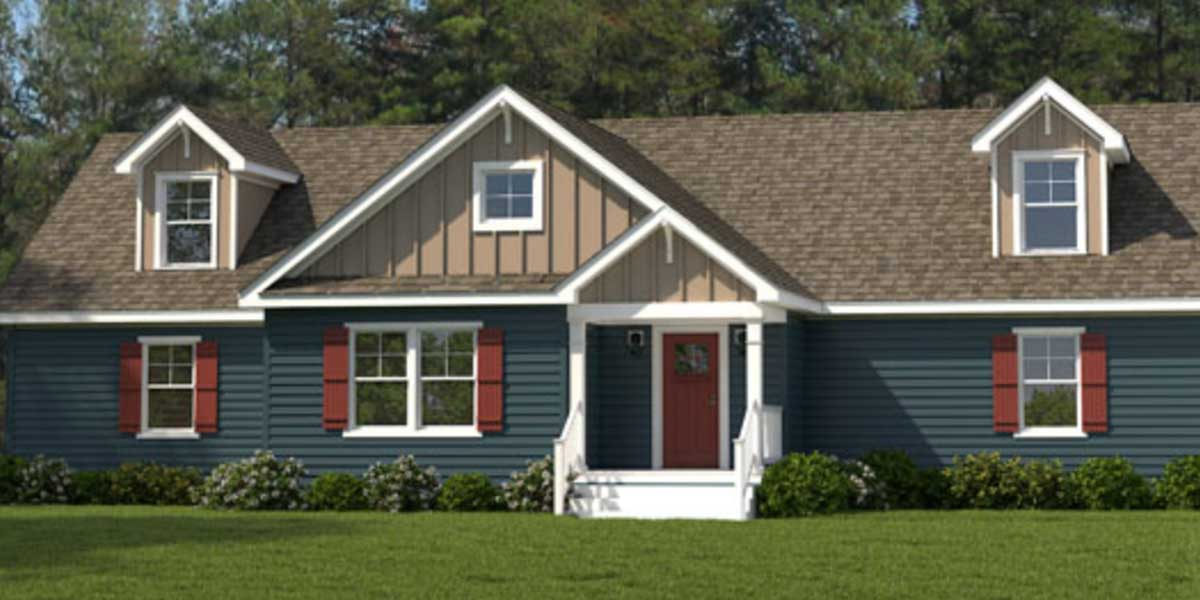 Take a Virtual Tour of Your Custom Home: The Sparta, The