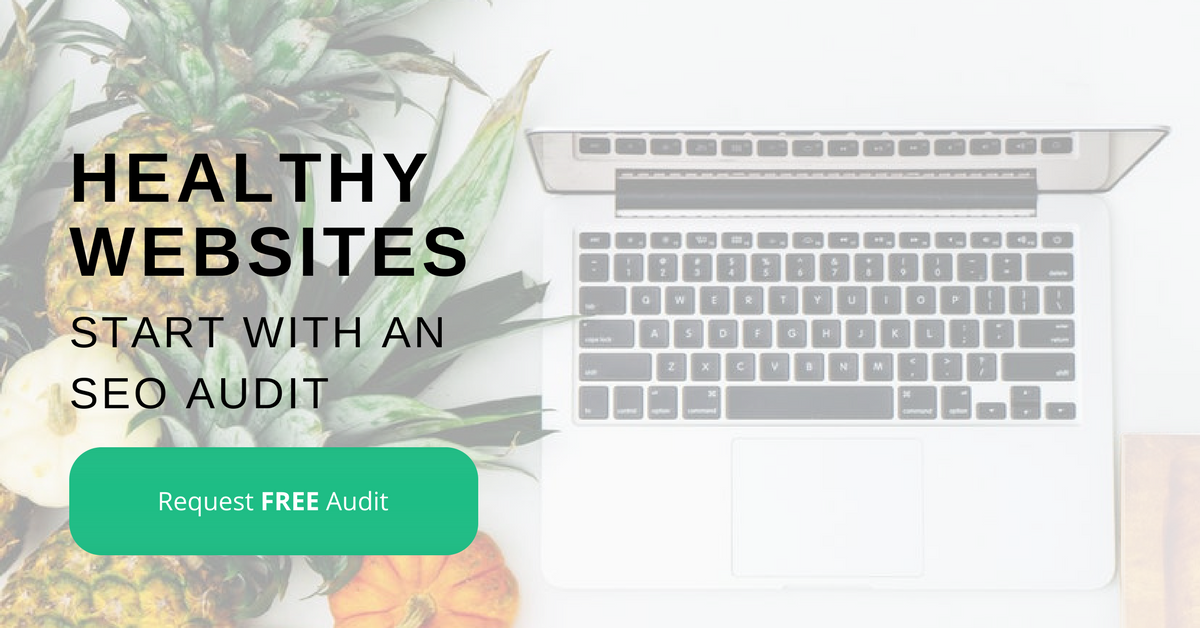 healthy websites seo audit CTA